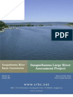 Susquehanna Large River Assessment Project