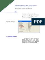 Manual Working Model