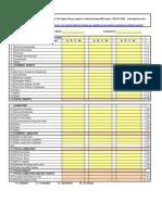 Financial Analysis Spreadsheet From the Kaplan Group