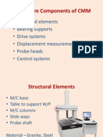 Hardware Components of CMM