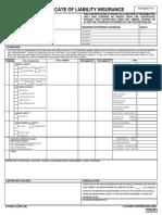 Acord 025 Cert Liability