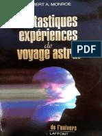Fantastiques expériences de voyage astral