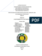 Laporan Puskesmas Final Pemko Medan