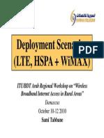 Session6 Deployment Scenarios HSPA WiMAX[1]