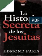 Edmond Paris - La Historia Secreta de Los Jesuitas