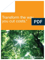 Transform Costs