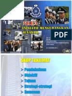 Taklimat Kepada Agensi Polis Bantuan