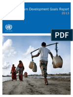 Mdg Report 2013 English Part1