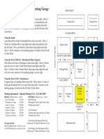 SCNA 2013 Parking Directions to Aon Garage