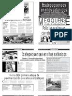 Versión impresa del periódico El mexiquense 4 febrero 2014