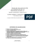 CriteriosAdjParcelas I y II AlicanteFeb2011
