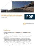 2014 Goal Setting Briefing