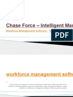 Workforce Management Software - Take Your Business to Next Level