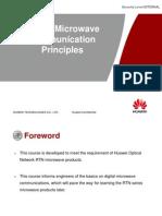 Digital Microwave Communication Principles-A