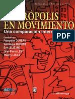 Dureau Et Al. 2002 - Metropolis en Movimiento. Una Comparacion Internacional