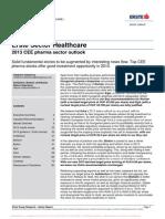 Erste Bank - CEE Sector Reports_ Erste Sector Healthcare