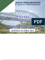 Materi 1 - Pengantar Pengujian Jembatan Ka (Madiun 29-04-2013)