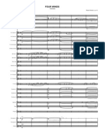 Four Winds Overture (Robert Sheldon) - Score and Parts.