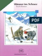 Drei Männer im Schnee1