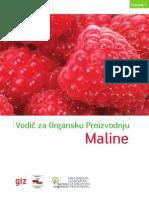 1. Vodic Za Organsku Proizvodnju Maline
