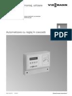 Automatizare de Cascada Vitodens