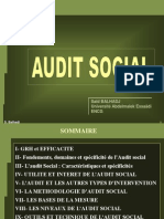 Audit Socal