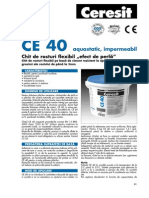 Chit Aquastatic CE40
