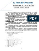 Carte Pascal - TIPURI DE STRUCTURI DE DATE SI APLICATII STRUCTURI DINAMICE DE DATE