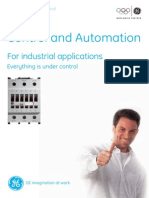DS General Catalogue Control and Automation English Ed02