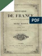 H.martin - Histoire de France - Tome 8