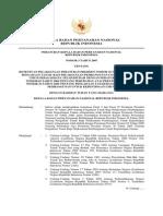 Peraturan Kepala Badan Pertanahan Nasional Nomor 3 Tahun 2007 tentang Ketentuan Pelaksanaan Peraturan Presiden Nomor 36 Tahun 2005 tentang Pengadaan Tanah bagi Pelaksanaan Pembangunan untuk Kepentingan Umum sebagaimana telah diubah dengan Peraturan Presiden Nomor 65 Tahun 2006 tentang Perubahan atas Peraturan Presiden Nomor 36 Tahun 2005 tentang Pengadaan Tanah Bagi Pelaksanaan Pembangunan untuk Kepentingan Umum