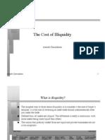 Damodaran, Aswath. the Cost of Illiquidity