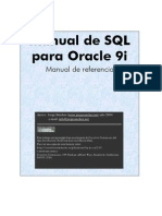 Manual de SQL Para Oracle 9i Jorge Sanchez Resubido