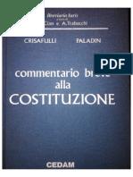 Commentario Breve alla Costituzione