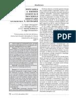 Intensificarea Fotochimica a Emisiei Biohidrogenului in Procesele de Fermentare Anaeroba a Biomasei