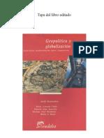 Continentalismo Versus Globalizacion