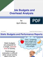 Flexible Budget & Overhead Analysis_report