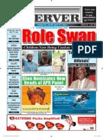 Liberian Daily Observer 01/31/2014