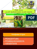 Mukjizat Al-quran - Anwar