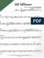 Bohemian Rhapsody Alto Sax 2
