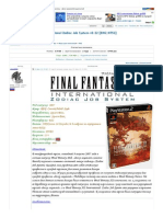 [PS2] Final Fantasy XII International Zodiac Job System v0.22 [ENG_NTSC] __ RuTracker.org (Ex Torrents