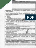 Requisitos Para RD Explosivos