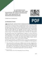Malaysia Legal Pluralism Final Version Eng
