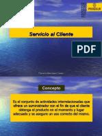 Servicio Al Cliente I