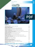 WaterKIT - Catalog de Produse WaterKIT-Sistem de Alimentare Apa Rece