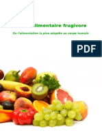 Guide Alimentaire Frugivore