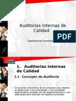 ISO Auditorias Capocu