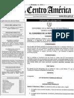 Decreto 8-2013
