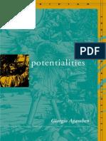Agamben G - Potentialities