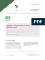 Vanson Bourne Technologies Case Study